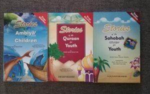 Youth Story Books - translated by Mufti AH Elias